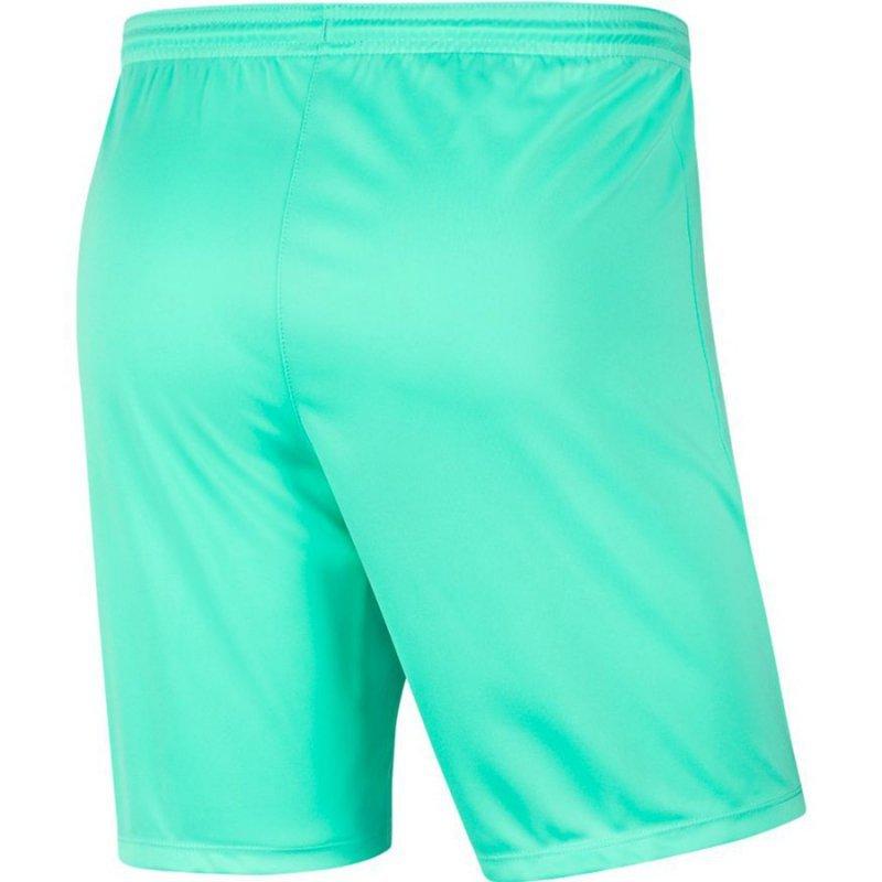 Spodenki Nike Park III BV6855 354 zielony L