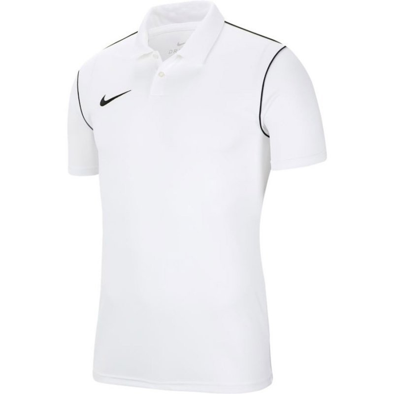 Koszulka Nike Polo Dri Fit Park 20 BV6879 100 biały S
