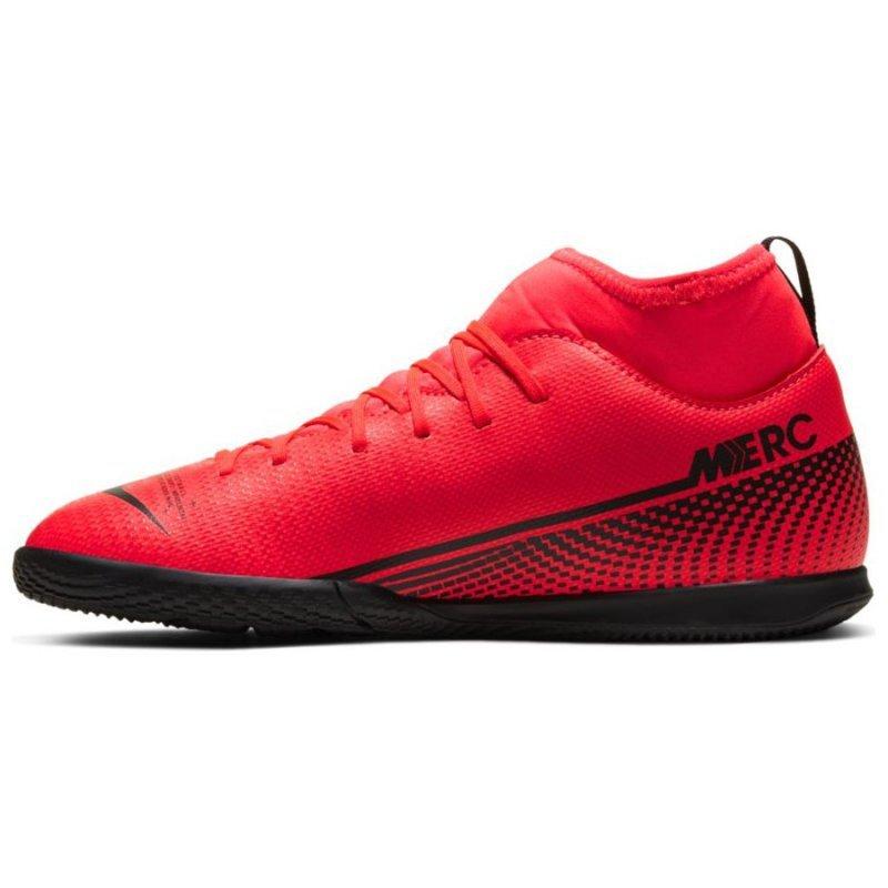 Buty Nike JR Mercurial Superfly 7 Club IC AT8153 606 czerwony 37 1/2