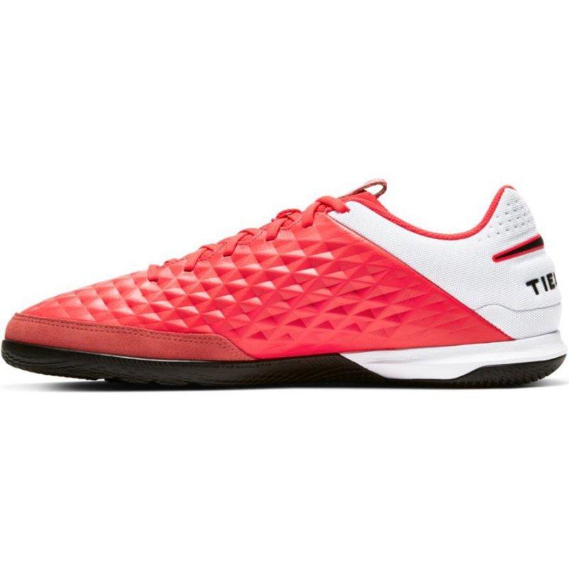 Buty Nike Tiempo Legend 8 Academy IC AT6099 606 czerwony 46