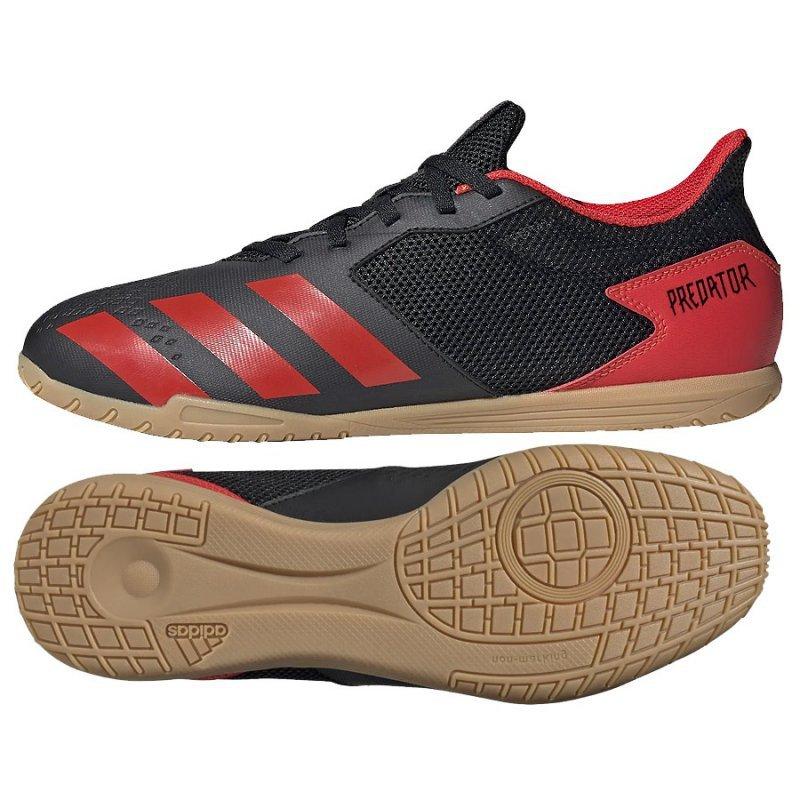 Buty adidas Predator 20.4 IN EE9580 czarny 42