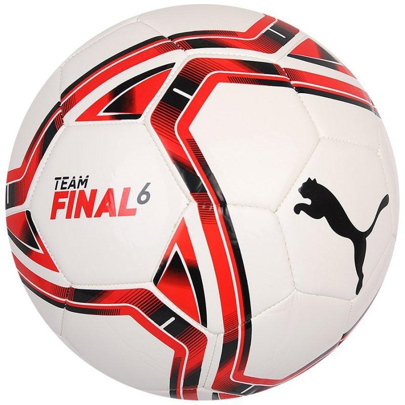 Piłka Puma Final 21.6 MS 083311 02 biały 5