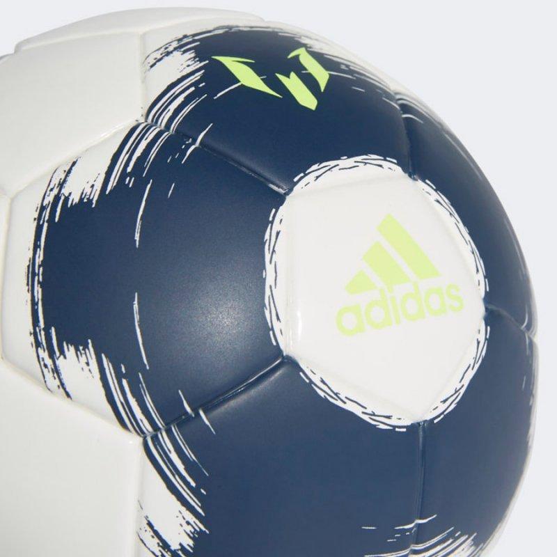 Piłka adidas Messi Mini FL7028 biały 1