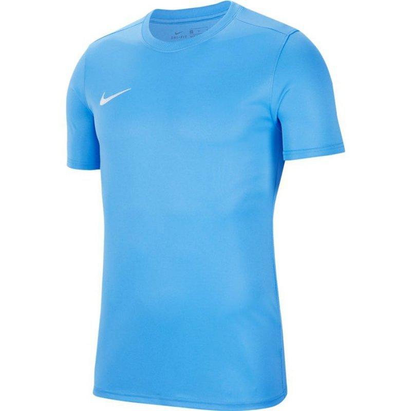 Koszulka Nike Park VII Boys BV6741 412 niebieski XS (122-128cm)