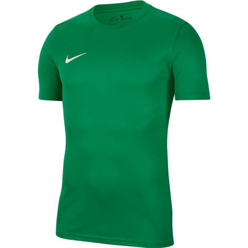 Koszulka Nike Park VII Boys BV6741 302 zielony M (137-147cm)