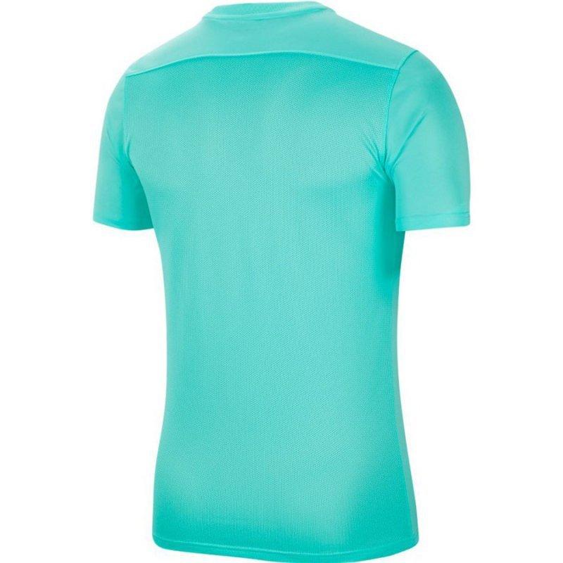 Koszulka Nike Park VII Boys BV6741 354 zielony M (137-147cm)