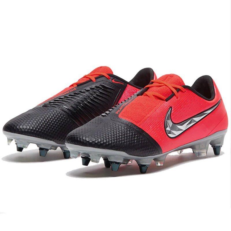 Buty Nike Phantom Venom Elite SG Pro AC AO0575 606 czerwony 43
