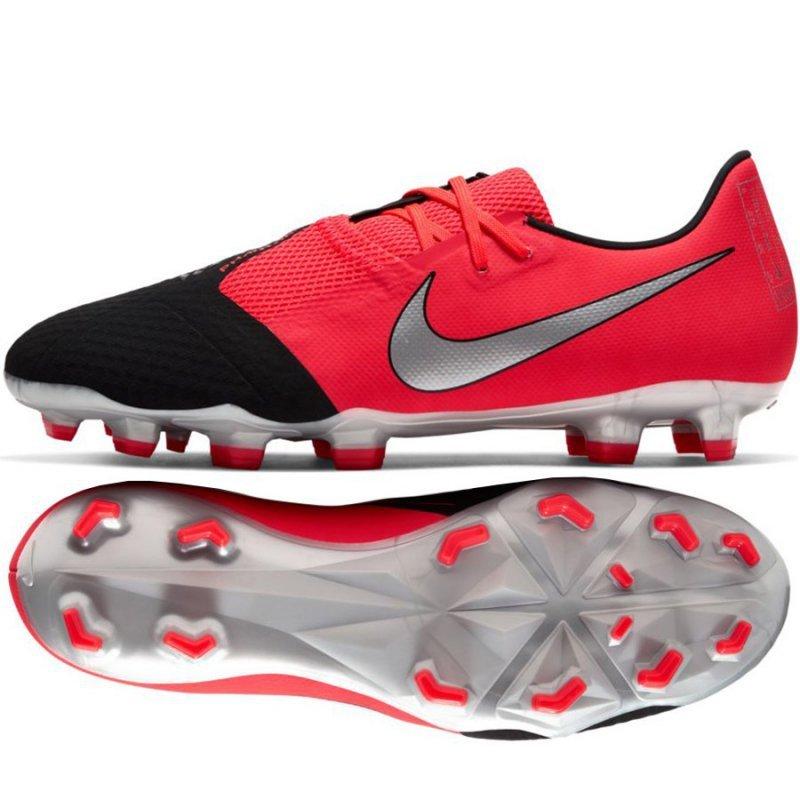 Buty Nike Phantom Venom Academy FG AO0566 606 czerwony 40 1/2