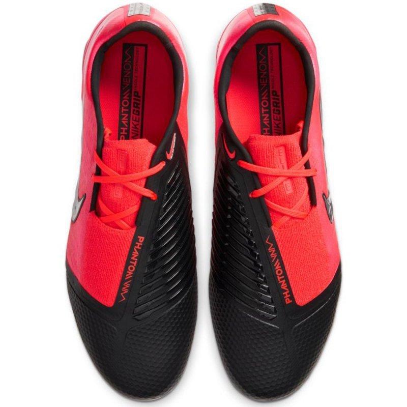 Buty Nike Phantom Venom Elite FG AO7540 606 czerwony 44