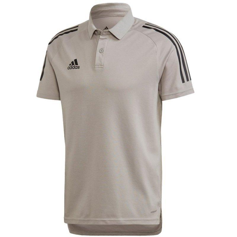 Koszulka adidas Polo Condivo 20 ED9247 beżowy M
