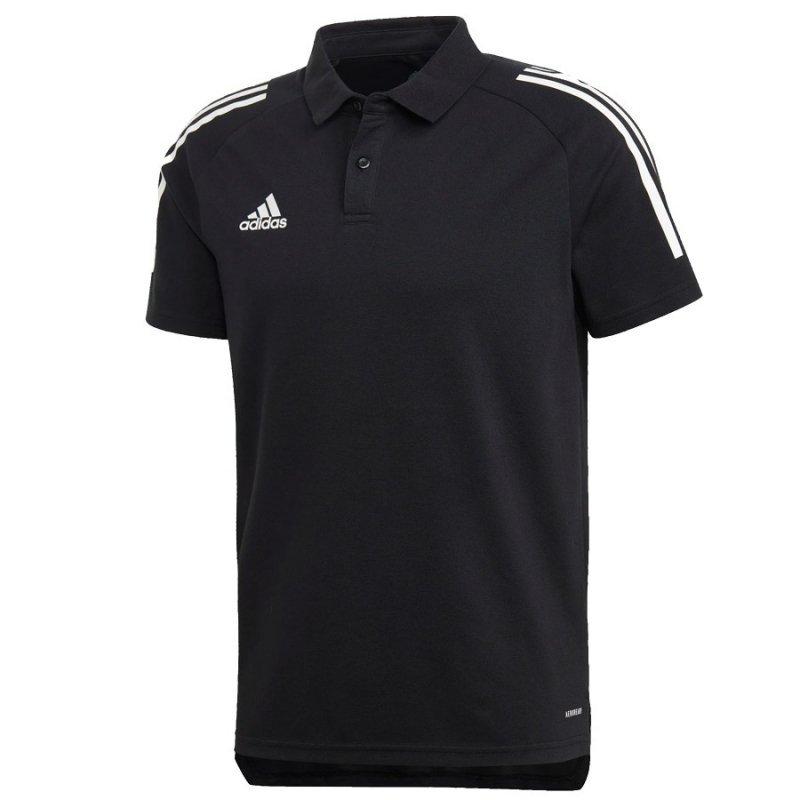 Koszulka adidas Polo Condivo 20 ED9249 czarny S