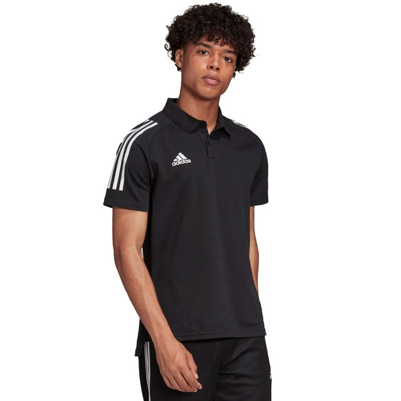 Koszulka adidas Polo Condivo 20 ED9249 czarny XL