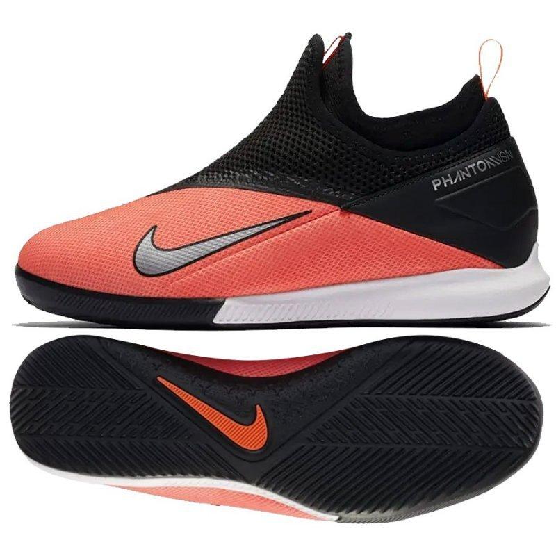 Buty Nike JR Phantom VSN 2 Academy DF IC CD4071 606 czerwony 35