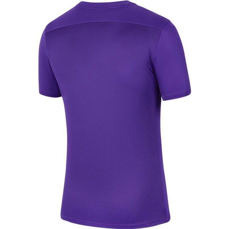 Koszulka Nike Park VII Boys BV6741 547 fioletowy M 110-116 cm