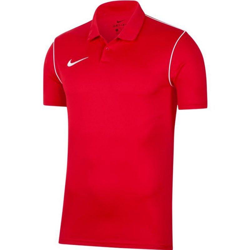 Koszulka Nike Polo Dri Fit Park 20 BV6879 657 czerwony XXL