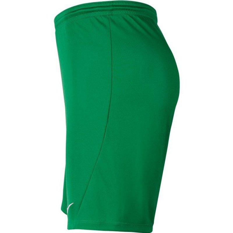 Spodenki Nike Park III BV6855 302 zielony XXL