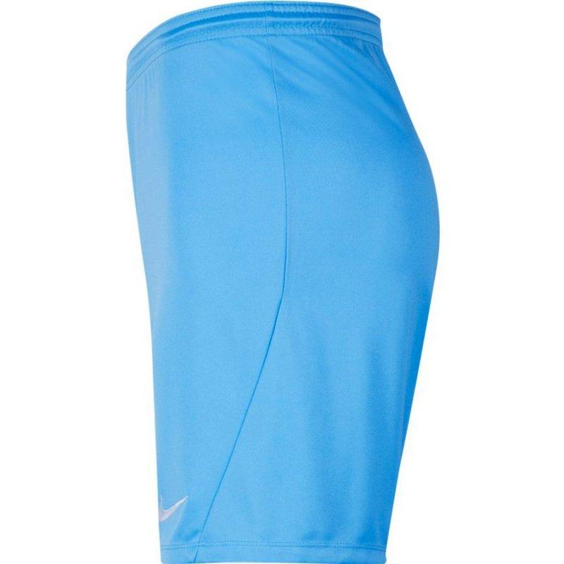 Spodenki Nike Park III BV6855 412 niebieski XXL