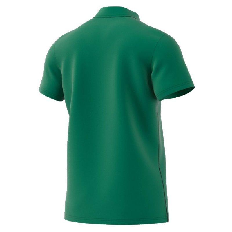 Koszulka adidas Polo Core 18 FS1901 zielony S