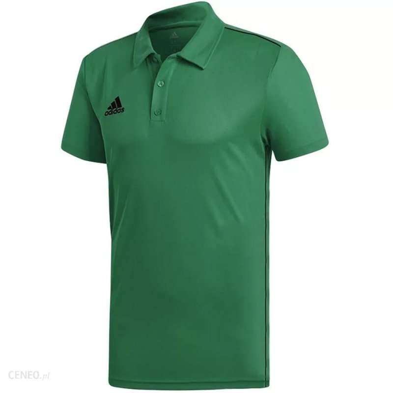 Koszulka adidas Polo Core 18 FS1901 zielony XXL