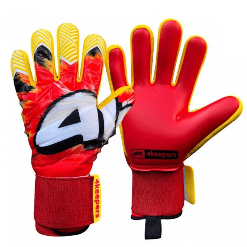 Rękawice 4keepers Evo Rojo NC czerwony 9,5