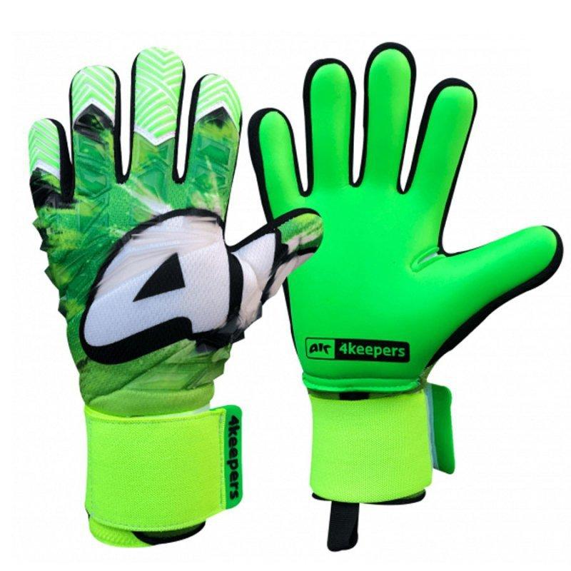 Rękawice 4keepers Evo Verde NC zielony 9,5