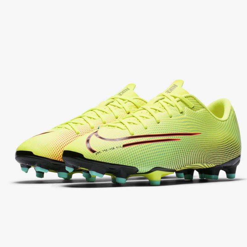 Buty Nike JR Mercurial Vapor 13 Academy MDS FG/MG CJ0980 703 żółty 38 1/2