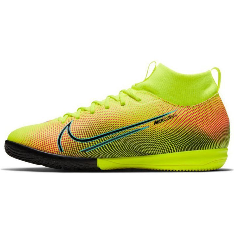 Buty Nike JR Mercurial Superfly Academy MDS IC BQ5529 703 żółty 35