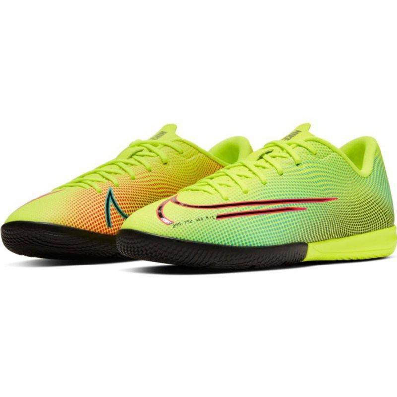 Buty Nike JR Mercurial Vapor 13 Academy MDS IC CJ1175 703 niebieski 33