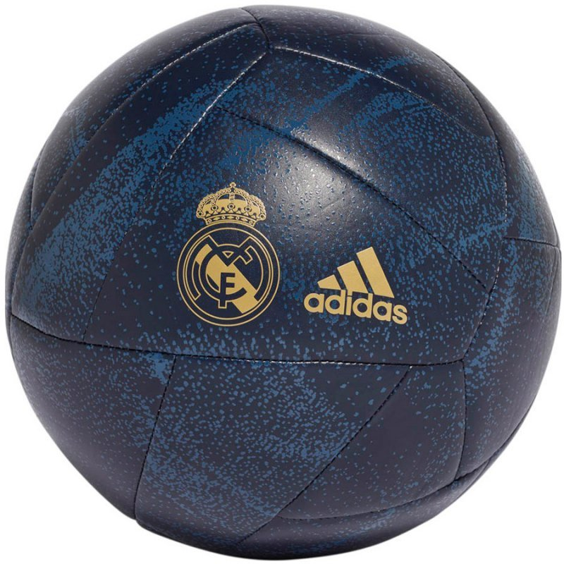Piłka adidas Real Madryt Capitano Away EC3035 granatowy 4