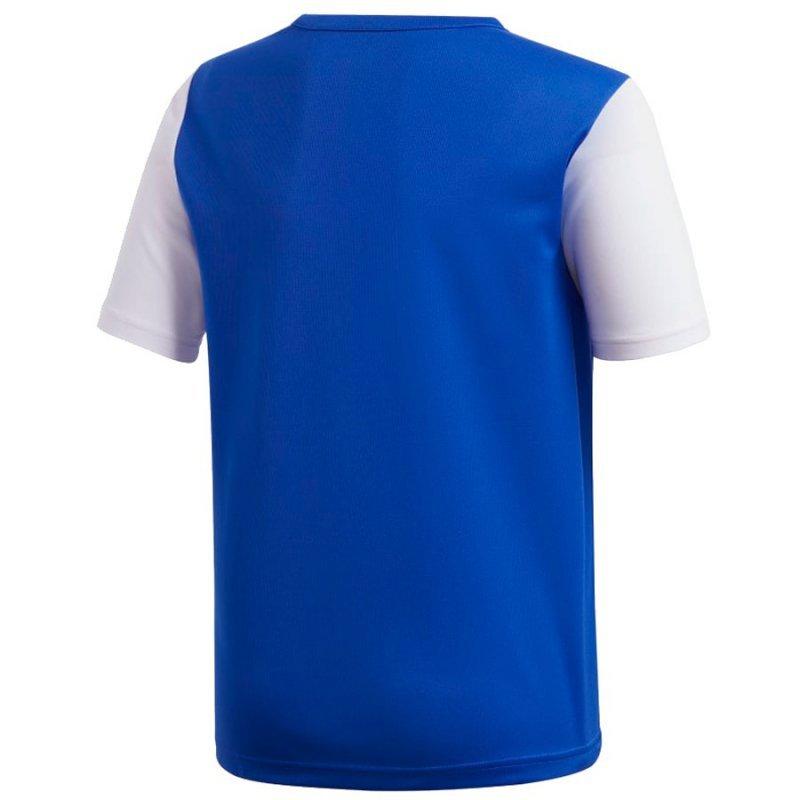 Koszulka adidas Estro 19 JSY Y DP3217 niebieski 140 cm