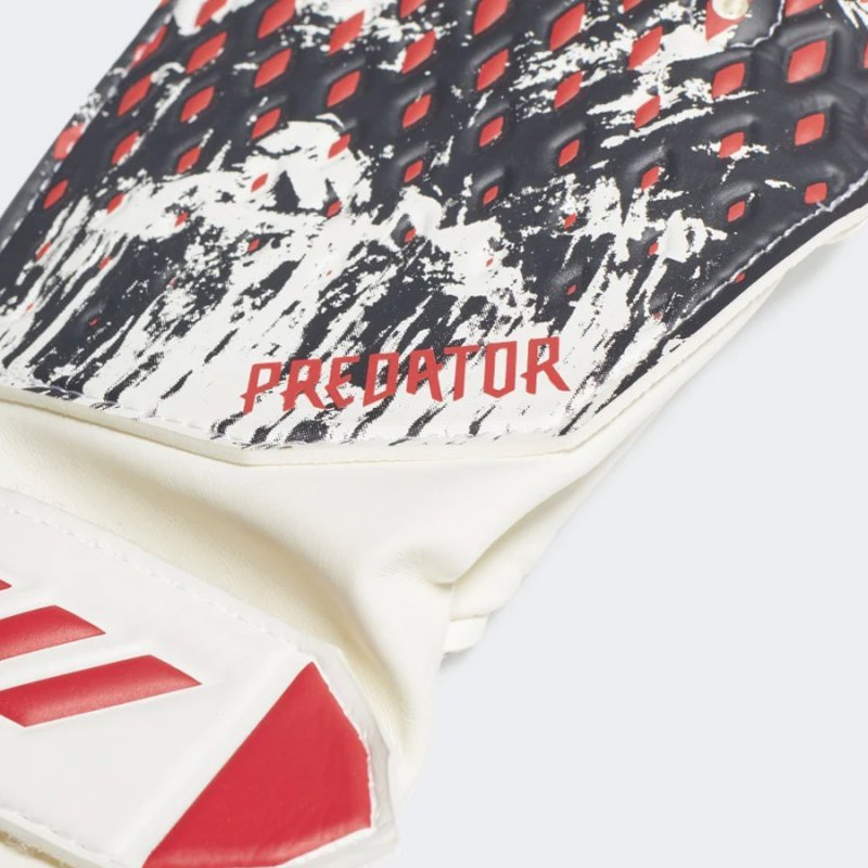 Rękawice adidas Predator GL TRN MNJ FR8372 biały 5