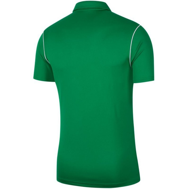 Koszulka Nike Polo Dri Fit Park 20 BV6879 302 zielony S