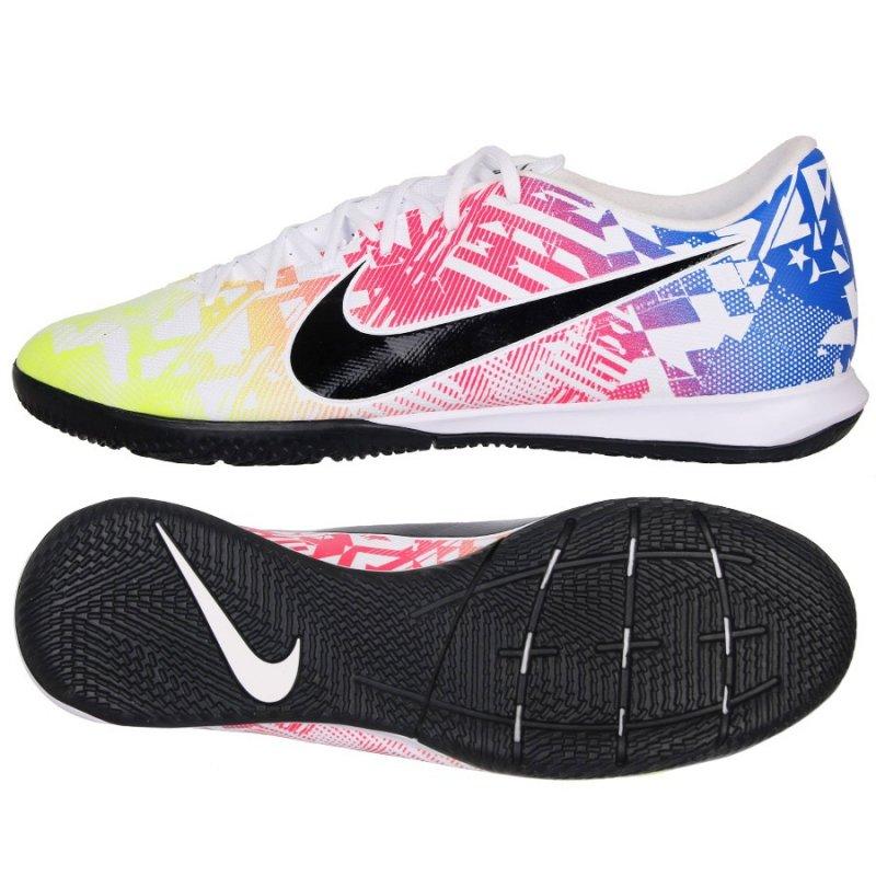 Buty Nike Vapor 13 Academy Neymar IC AT7994 104 biały 45