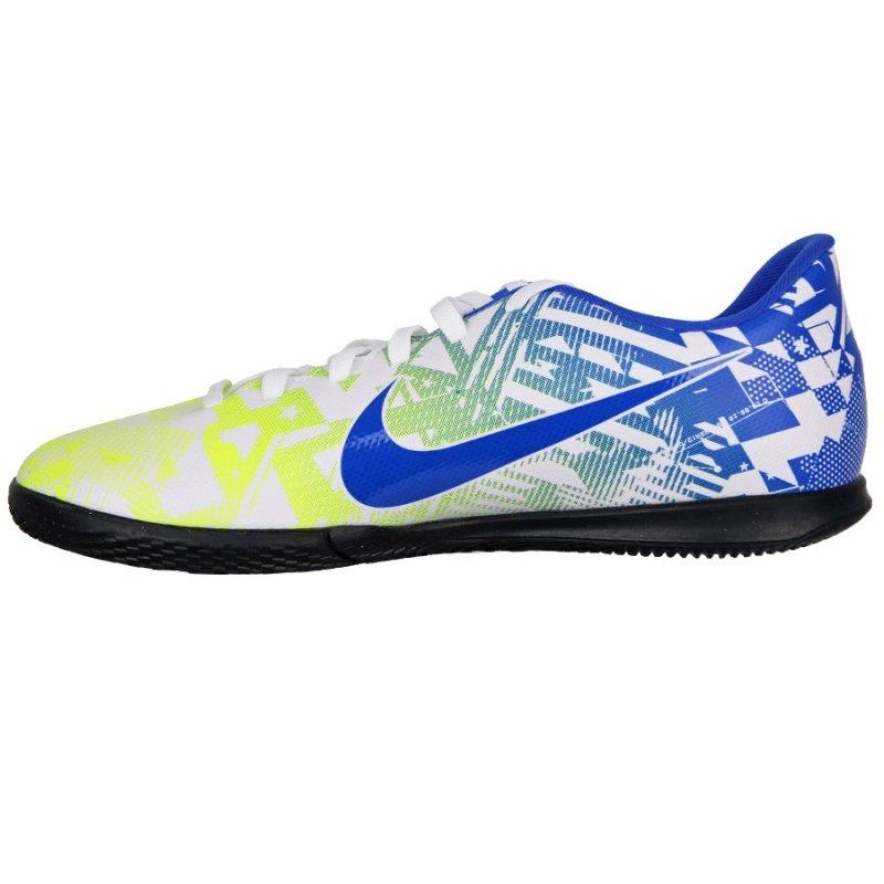 Buty Nike JR Vapor 13 Club Neymar IC CV9352 104 biały 33