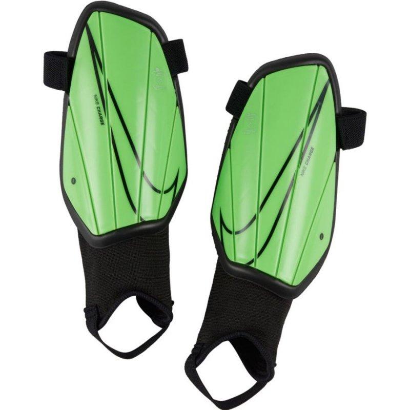 Nagolenniki Nike Charge SP2165 398 zielony M