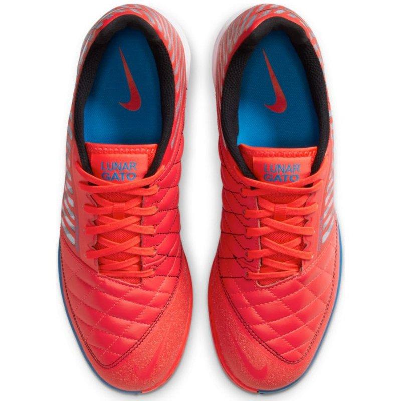 Buty Nike Lunargato II IC 580456 604 czerwony 42 1/2