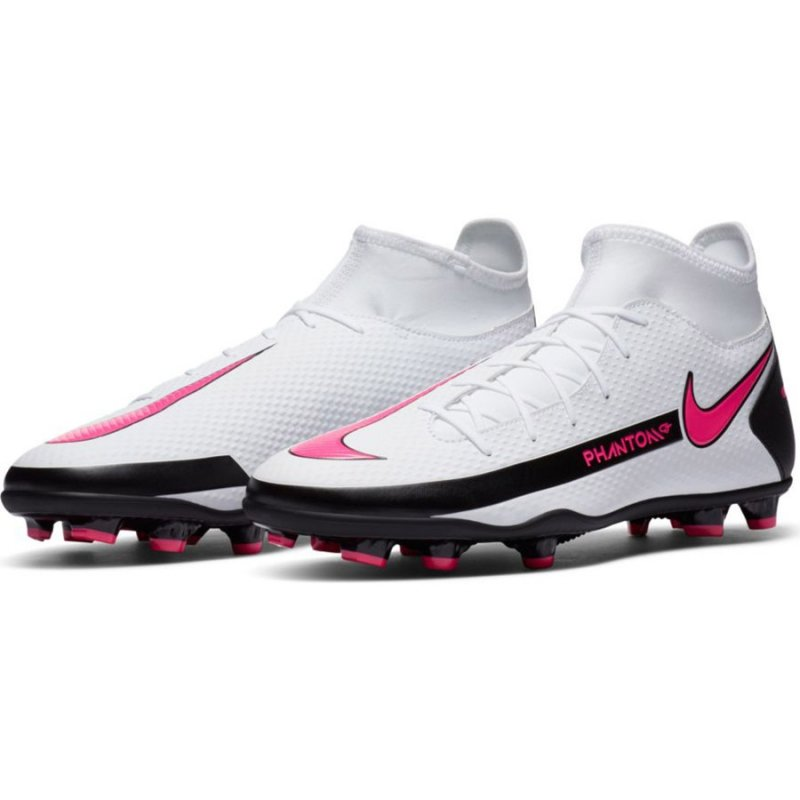 Buty Nike Phantom GT Club DF FG/MG CW6672 160 biały 42 1/2