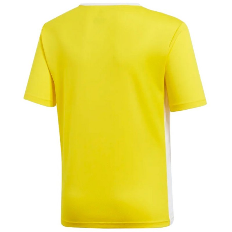 Koszulka adidas Entrada 18 JSY Y CF1039 żółty 140 cm