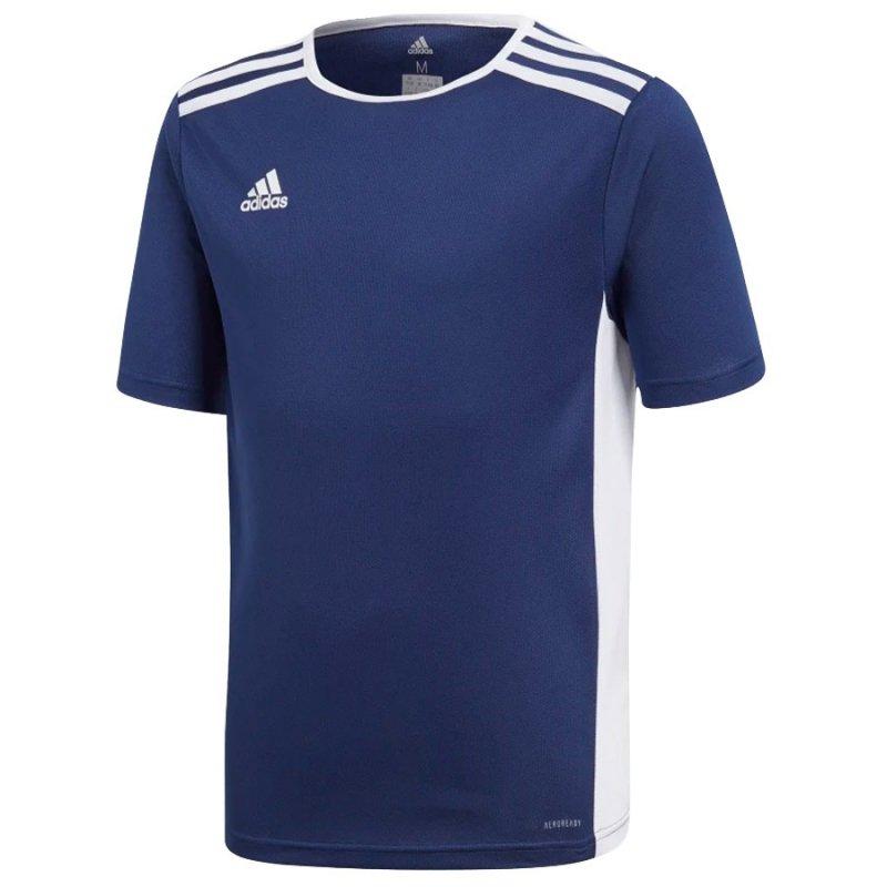 Koszulka adidas Entrada 18 JSY Y CF1047 granatowy 176 cm