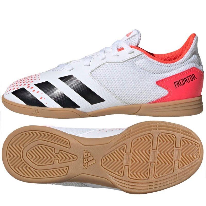 Buty adidas Predator 20.4 IN Sala EG0930 biały 36