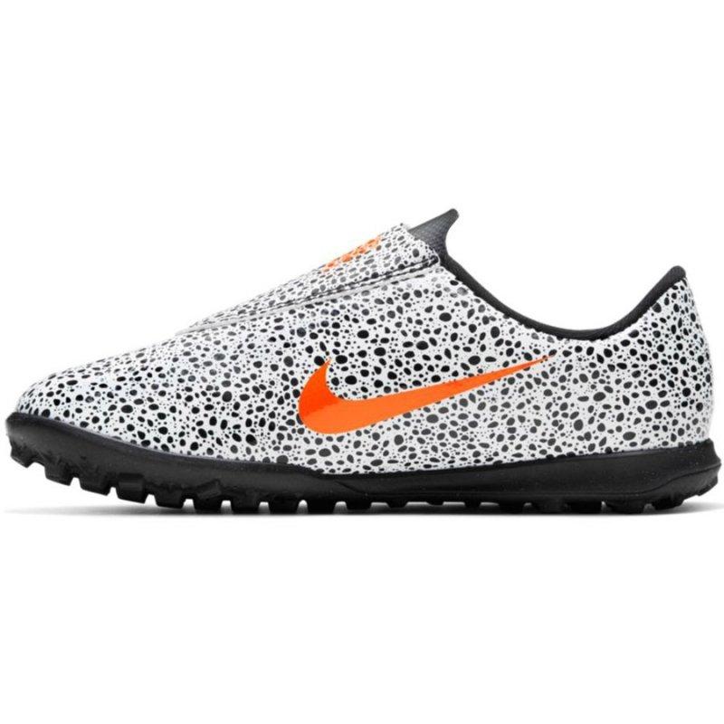 Buty Nike JR Mercurial Vapor 13 Club CR7 TF CV3318 180 biały 31
