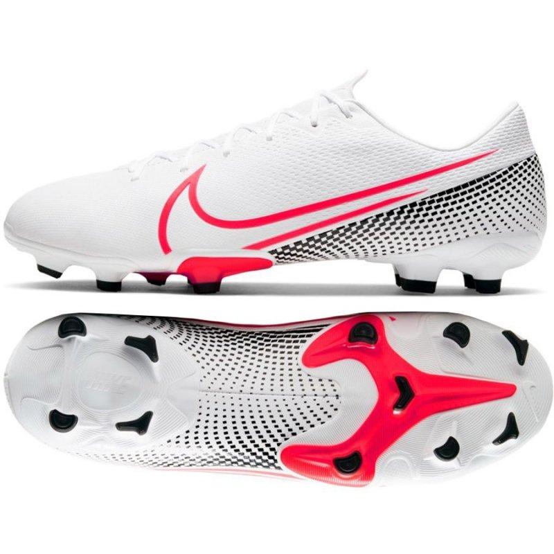 Buty Nike Mercurial Vapor 13 Academy FG/MG AT5269 160 biały 42