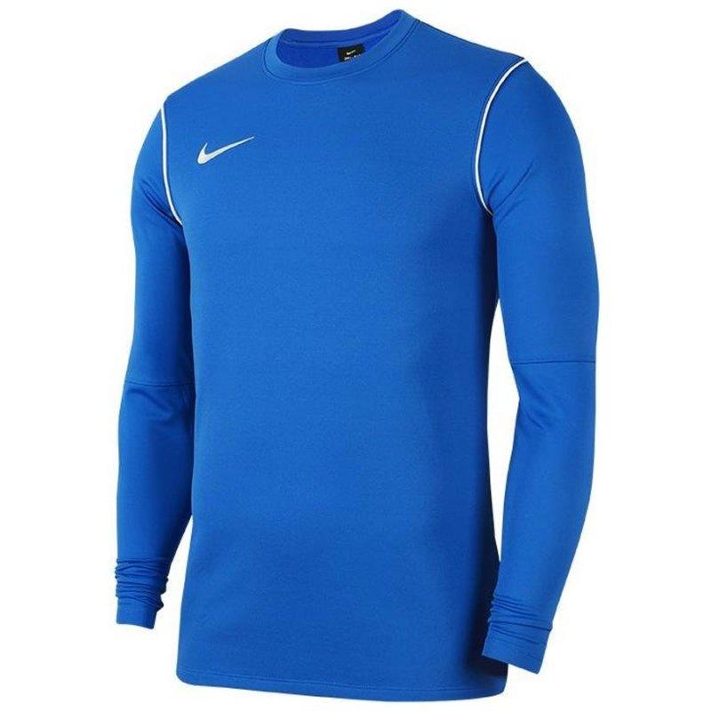 Bluza Nike Y Dry Park 20 Crew Top BV6901 463 niebieski L (147-158cm)