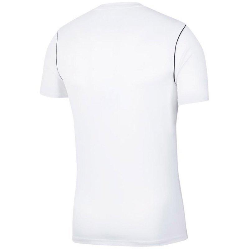 Koszulka Nike Y Dry Park 20 Top SS BV6905 100 biały M (137-147cm)