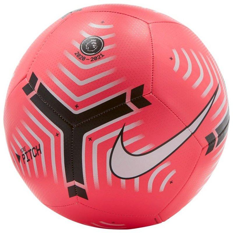 Piłka Nike Premier League Pitch CQ7151 610 czerwony 4