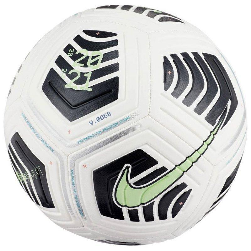 Piłka Nike Strike Soccer Ball DB7853 108 biały 5