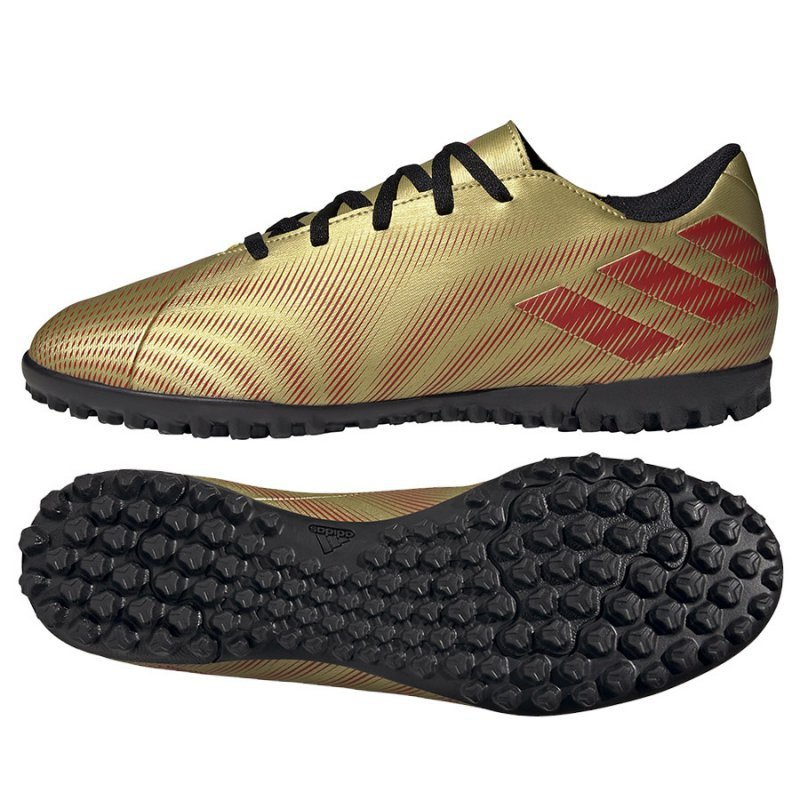 Buty adidas Nemeziz Messi .4 TF FY0764 złoty 42
