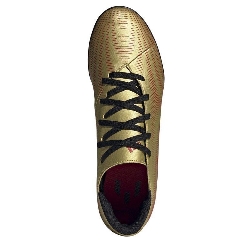 Buty adidas Nemeziz Messi .4 TF FY0764 złoty 42 2/3