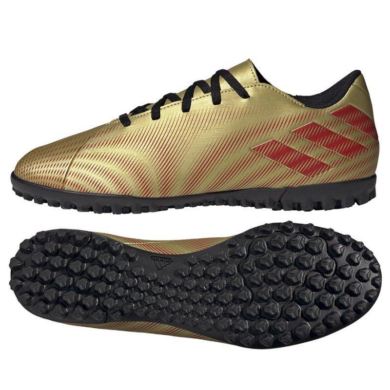 Buty adidas Nemeziz Messi .4 TF FY0764 złoty 44