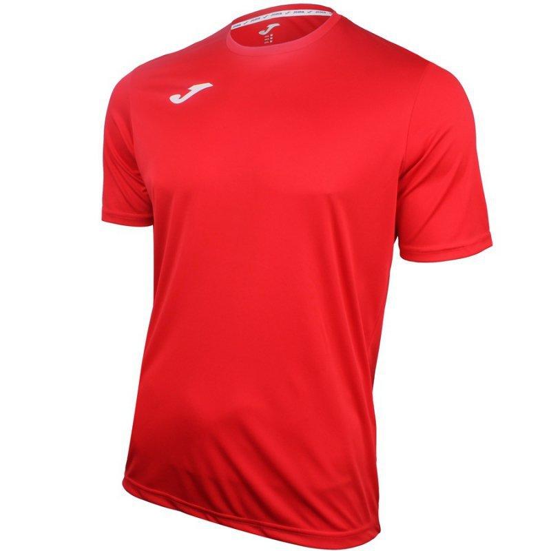 Koszulka Joma Combi 100052.600 czerwony 116 cm